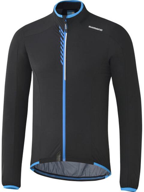Shimano Performance Stretchable Windbreak Jacket Men black